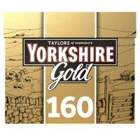 Taylors of Harrogate Yorkshire gold 160 tea bags