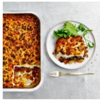 Lamb Moussaka at Waitrose & Partners