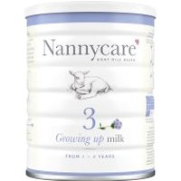 Nanny care 3 growing up milk at Waitrose