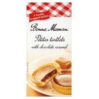 Bonne Maman 9 Tartlets with Chocolate Caramel