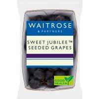 Waitrose Seeded Sweet Jubilee Grapes