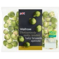 Waitrose Baby Sprouts
