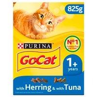 Go-Cat with Herring, Tuna & Veg
