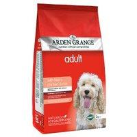 Arden Grange chicken & rice adult dog food