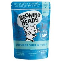 Meowing Heads Fish
