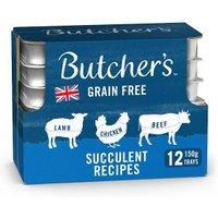 Butcher's Succulent Recipes