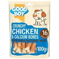Good Boy Crunchy Chicken & Calcium Bones