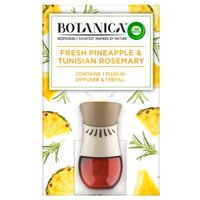 Botanica Plug In Pineapple & Rosemary