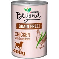 Beyond Grain Free Dog Food Chicken Green Beans