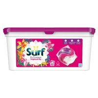 Surf 2 in 1 Tropical Lily Capsules 30s