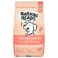 Barking Heads Pooched Salmon Dry Food