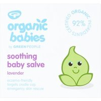 Organic Babies Salve Lavender