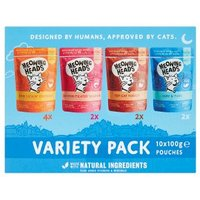Meowing Heads Variety Pack