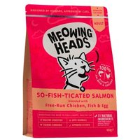Meowing Heads Salmon