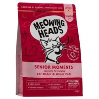 Meowing Heads Senior Moments