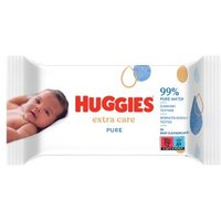 Huggies Baby Wipes Extra Care Pure
