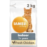 Iams for Vitality with Chicken Indoor