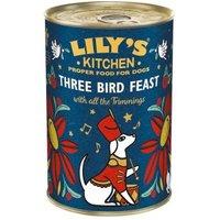Lily's Kitchen Three Bird Feast