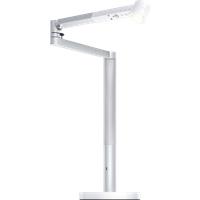 Dyson Lightcycle Morph desk  White Silver