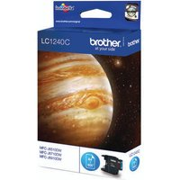 Click to view product details and reviews for Brother Lc1240c Cyan Inkjet Cartridge Lc 1240c.