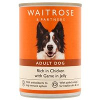 Waitrose Chicken with Game in Jelly