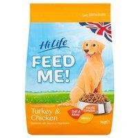 HiLife Feed Me! Turkey & Chicken