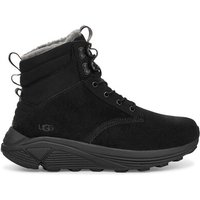 UGG Mens Miwo Utility Weather Trainer in Black Tnl, Size 10, Leather