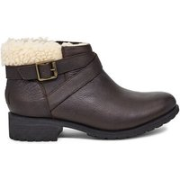 UGG Womens Benson II Waterproof Leather Boot in Stout, Size 8