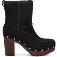 UGG Womens Kouri Boot in Black, Size 6