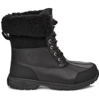 UGG Mens Butte Boot in Black, Size 13 Vibram Outsole, Suede