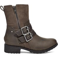 UGG Womens Wilde Boot in Slate Grey, Size 5, Leather