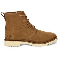 UGG Mens Harkland Suede Boot in Chestnut, Size 11, Leather