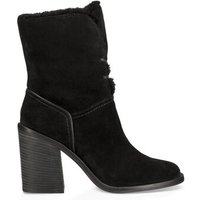 UGG Womens Jerene Boot in Black, Size 4.5, Suede