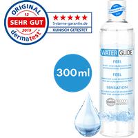 Waterglide 'Gefühlsecht' für reales Empfinden, 300 ml