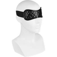 Allure BDSM Augenmaske in Lederoptik