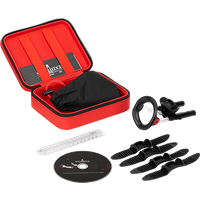 MaleEdge Penis Enlarger Pro Kit, 14 Teile, 14,5 cm