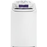 Máquina de Lavar 17 Kg Turbo Electrolux Branca com Cesto Inox e Silenciosa sem Agitador (LPR17)