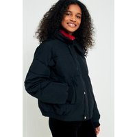 Free People Cold Rush Puffer Jacket, Black