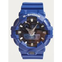 gshock ga7002a blue shock resistant watch, blue