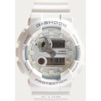 gshock gax100a7 white shock resistant watch, white
