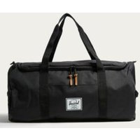 Herschel Supply Co. Sutton Black Holdall Bag, Black