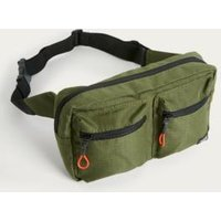 Dickies Fort Spring Olive Cross Body Bag, green