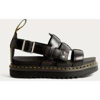 Dr. Martens Terry Brando Black Sandals, black