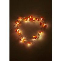 Cherry Fairy Lights, red