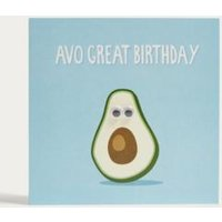 Avo Great Birthday Card, assorted