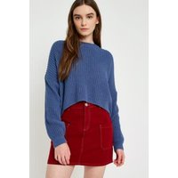 BDG Fisherman Jumper, Blue