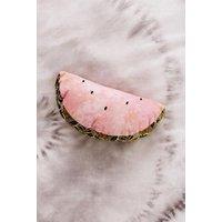 Watermelon Throw Cushion, pink
