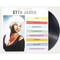 Etta James: The Best of Etta James Vinyl Record, Assorted