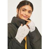 Super Soft Fingerless Gloves, Assorted