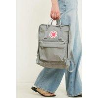 Fjallraven Kanken Classic Fog Grey Backpack, Grey